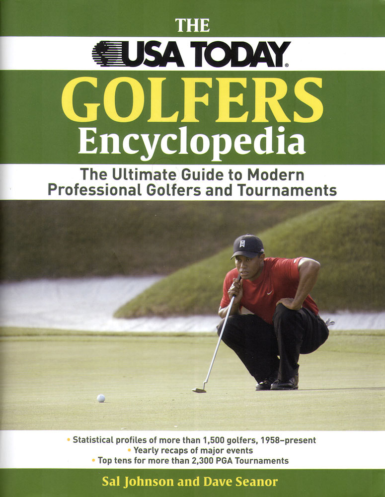 USA Today Golfer's Encyclopedia