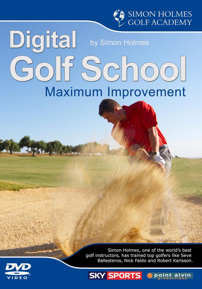 Digital Golf School - Maximum Improvement