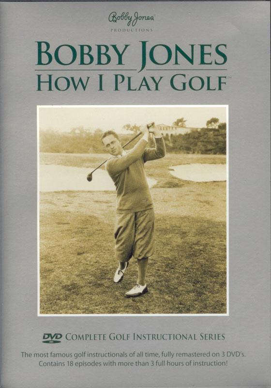 Bobby Jones - How I Play Golf