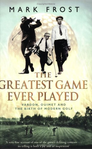 The Greatest Game Ever Played (boek)