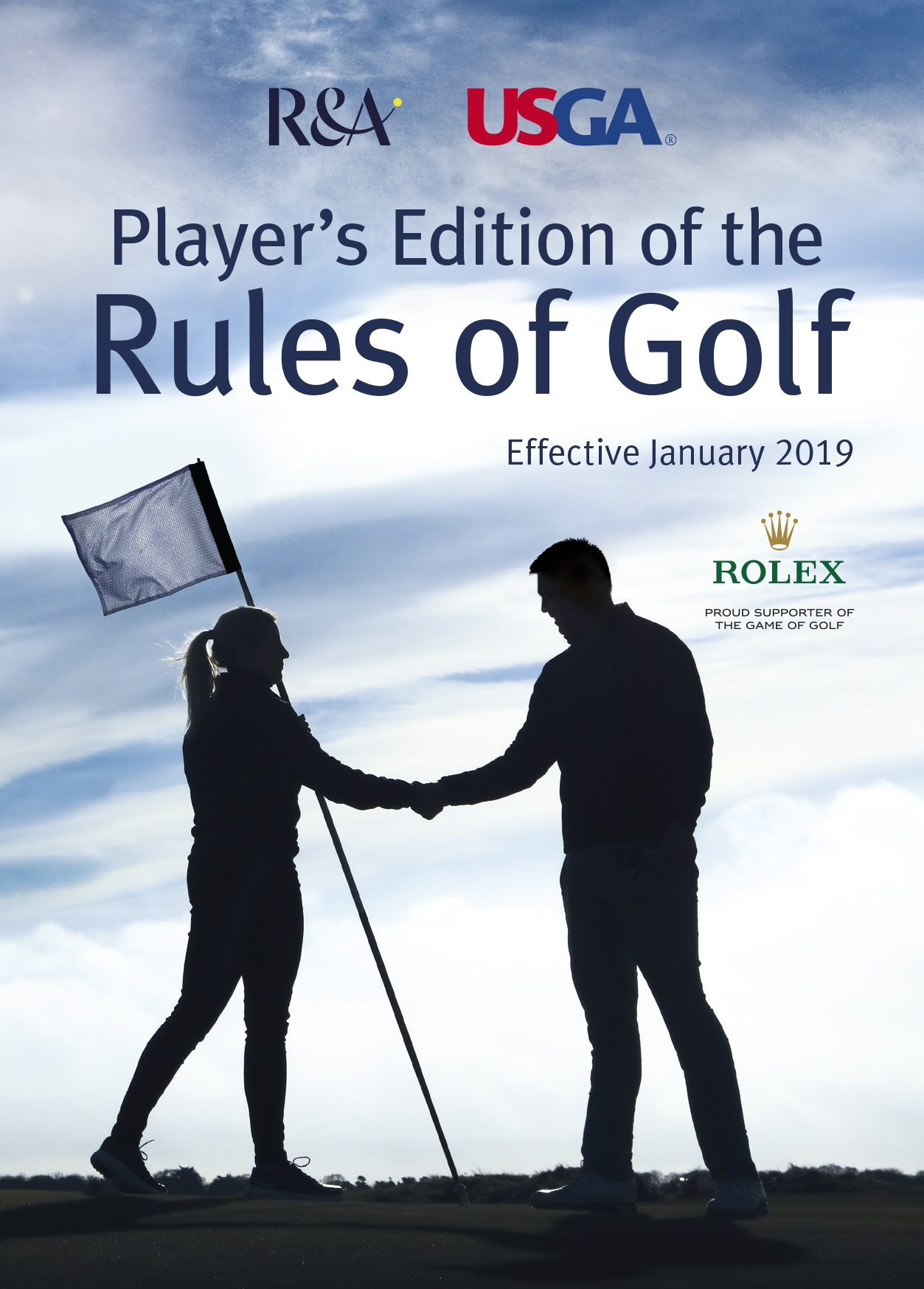 Rules of Golf 2019 (Players edition)
