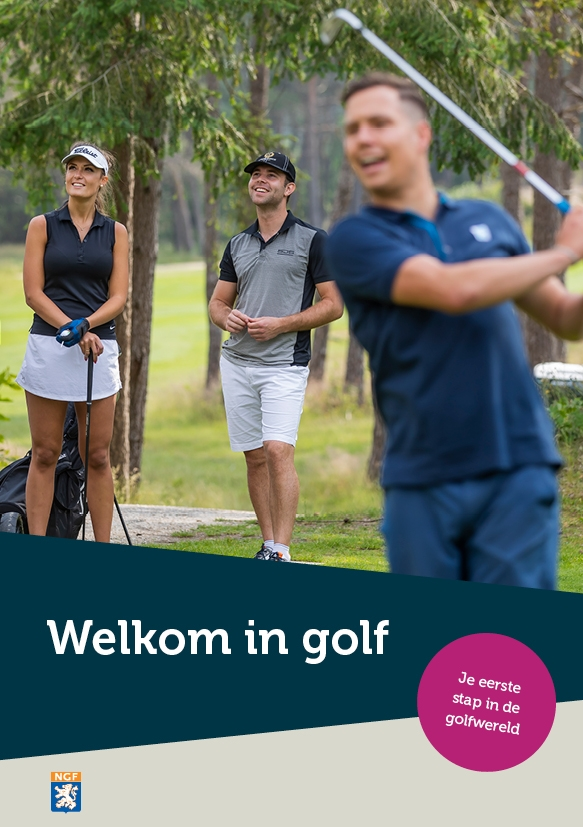 Welkom in golf
