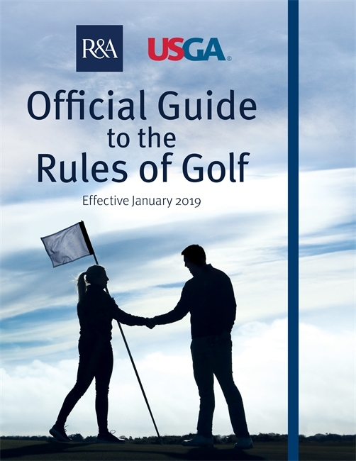Official Guide to the Rules of Golf (vh Decisions Book)