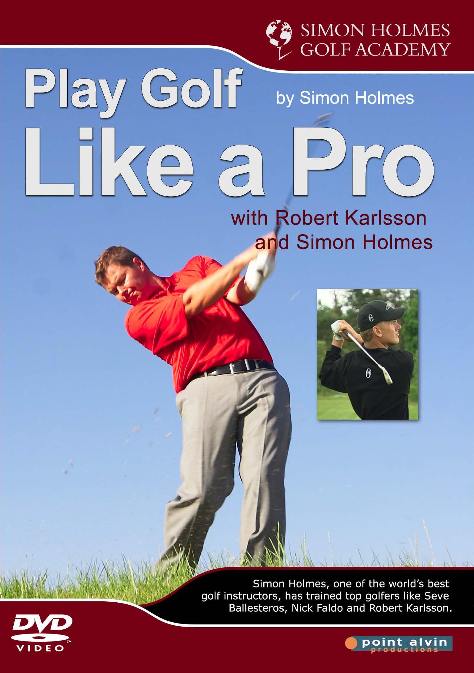 Digital Golf School - Play like a Pro